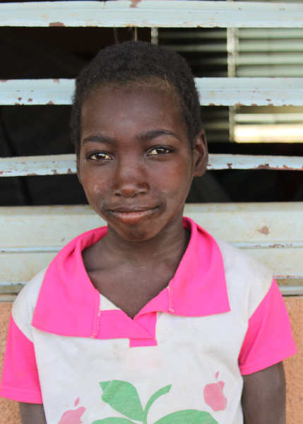Kabore Aicha S. is sponsored!